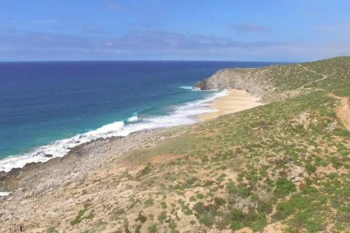 Dos Playas – Transpeninsular Highway Km-19 – Pacific